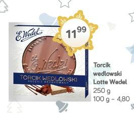 Torcik wedlowski Lotte Wedel