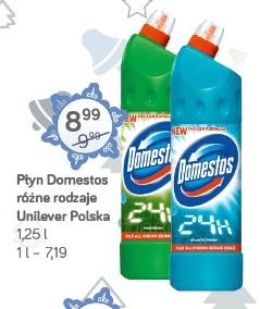 Płyn Domestos różne rodzaje Unilever Polska
