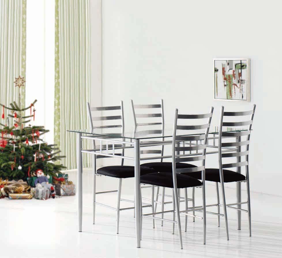 Stół Svinninge + 4 krzesła Svinninge