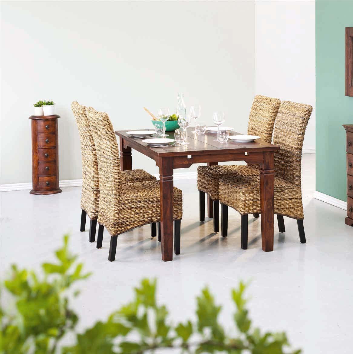 Stół fredericia +  4 krzesła Torrig
