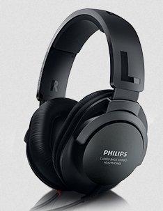 Słuchawki nauszne Philips SHP 2600/00