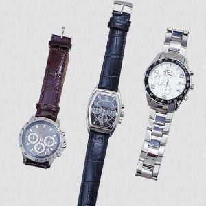Zegarek męski z chronografem
