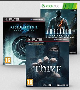 Gry PS3, XBOX 360, PC