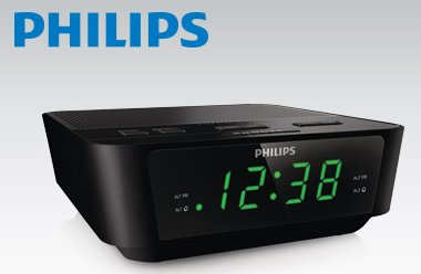 Radiobudzik Philips Aj3116