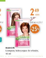 MARION Szampony koloryzujące do włosów,