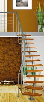 Schody wewnętrzne Atrium Mini Plus