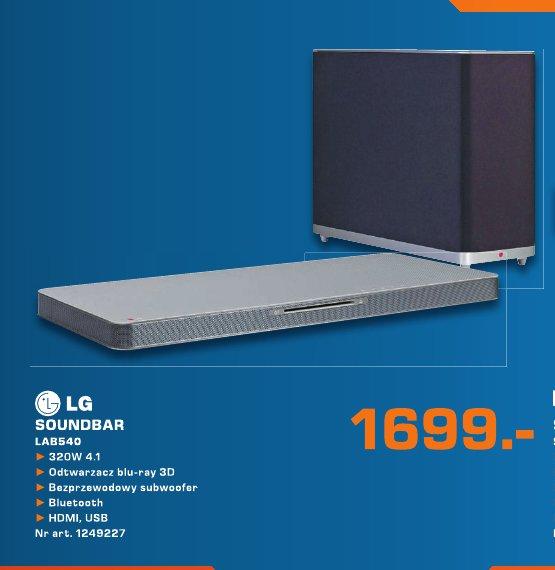 LG SoundBar LAB540