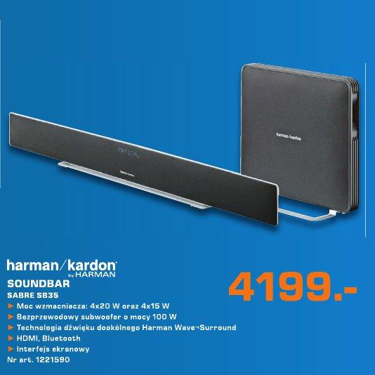 Harman/Kardon by Harman Soundbar Sabre SB35