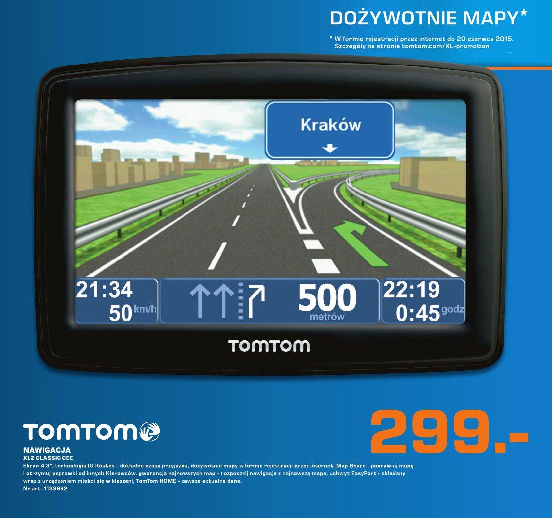 Tomtom Nawigacja XL2 Classic Cee