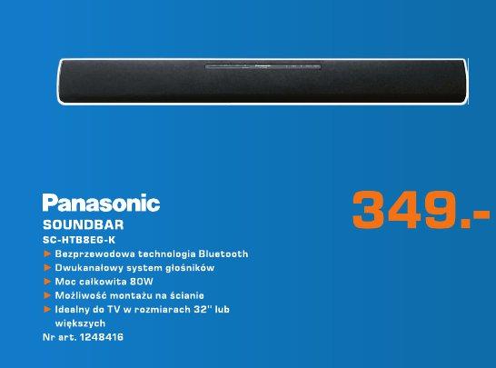 Panasonic  Soundbar S.C.-HTB8EG-K