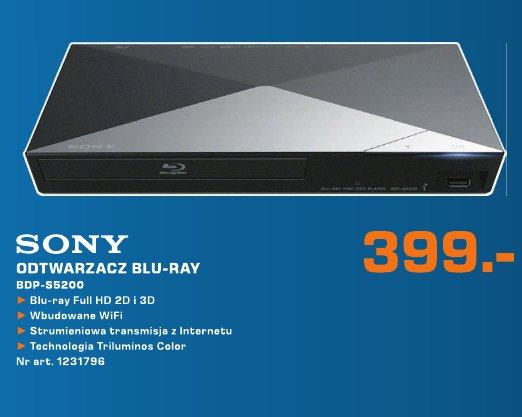 Sony Odtwarzacz Blu-Ray BDP-S5200