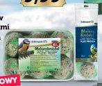Karma dla ptaków - knedle z proteinami