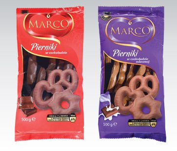Pierniki Marco, 500 g