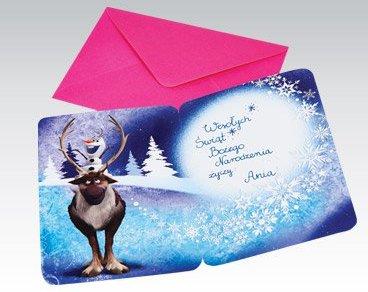 Karnet Bożonarodzeniowy