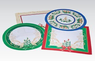 Serwetki dekoracyjne Bożonarodzeniowe