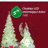 Choinka LED zmieniająca kolor
