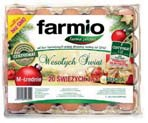 Jaja świeże Farmio 20 szt.