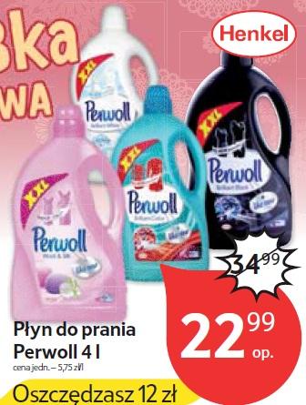 Płyn do prania Perwoll 4 l
