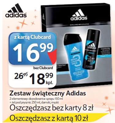 Zestaw świąteczny Adidas