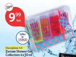 Zestaw Shower Gel Collection 4 x 50 ml
