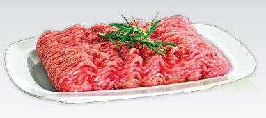 Mięso wieprzowe mielone z szynki