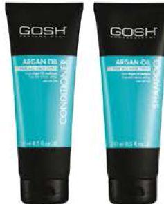 Gosh szampony i odżywki do włosów