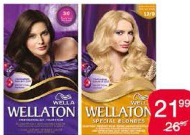 Wellaton farby do włosów