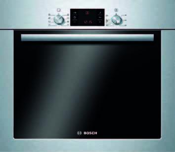 Bosch PIEKARNIK DO ZABUDOWY HBG43T450