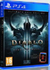 GRA DIABLO 3 ULTIMATE EVIL EDITION