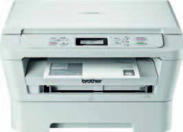 Brother DRUKARKA DCP-7055W +TONER TN2010