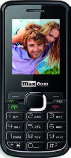 Maxcom TELEFON KOMÓRKOWY MM131