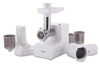 Maszynka do mięsa z szatkownicą ZMM0554W, Zelmer