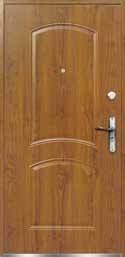 Drzwi zewnętrzne Alba