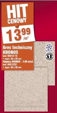Gres techniczny Kronos