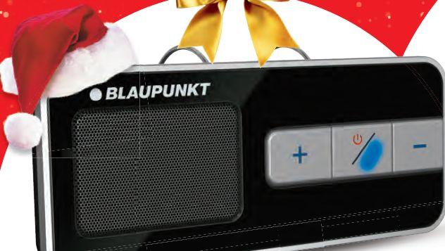 Zestaw głośnomówiacy Blaupunkt BT Drive Free 112