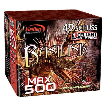 Bateria Basilisk