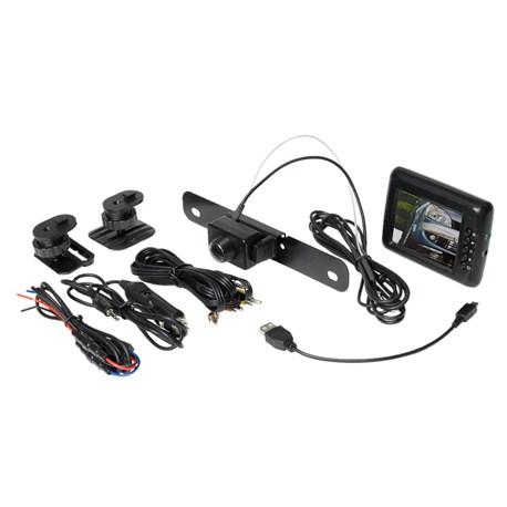 Bezprzewodowy system kamery cofania