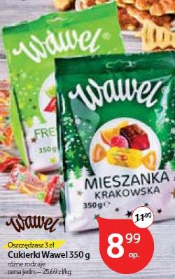 Cukierki Wawel 350 g