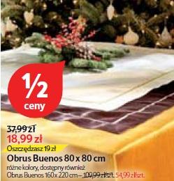 Obrus Buenos 80 x 80 cm