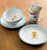 Zestaw obiadowy dziecięcy F&F Home