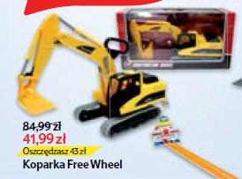 Koparka Free Wheel