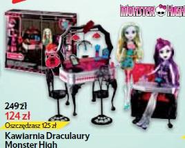 Kawiarnia Draculaury Monster High