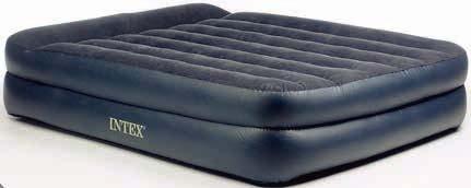 Materac dmuchany Velour Comfort