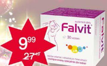 Falvit witaminy dla kobiet
