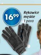 Rękawice męskie