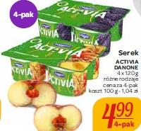 Serek Activia Danone