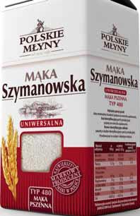 Mąka pszenna Szymanowska Polskie Młyny