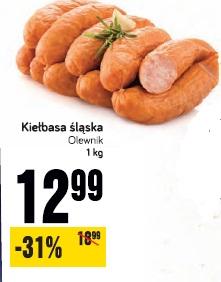 Kiełbasa śląska Olewnik