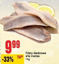 Filety śledziowe a'la matias