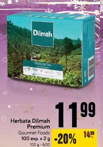 Herbata Dilmah Premium Gourmet Foods